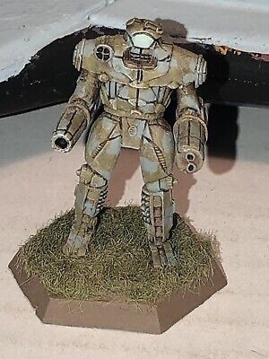 Battletech/Ral Patha 20-966 FALCON HAWK Mech Metal Miniature, Painted And Based. • 10£