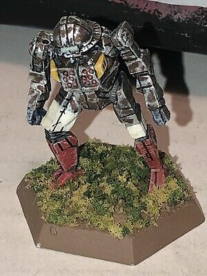 Battletech/Ral Patha 20-866 JAVELIN Mech Metal Miniature, Painted And Based. • 10£