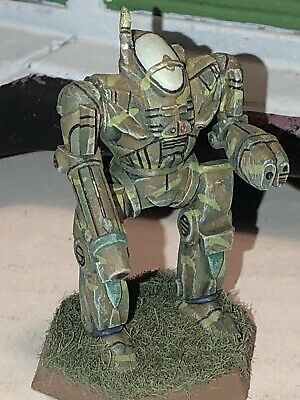 Battletech/Ral Patha 20-765 ENFIELD Mech Metal Miniature, Painted And Based. • 10£