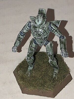 Battletech/Ral Patha 20-873 SPIDER Mech Metal Miniature, Painted And Based. • 10£