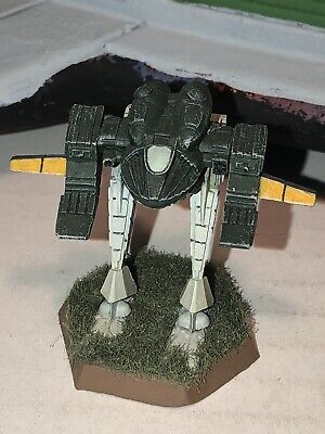 Battletech/Ral Patha 20-334 CHAMPION Mech Metal Miniature, Painted And Based. • 10£
