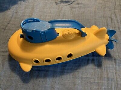 Green Toys Submarine, Blue  • 8.50£