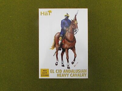 HaT 1/72 El Cid Andalusian Heavy Cavalry   Set 8215 • 3£