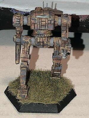 Battletech/Ral Patha 20-246 EAGLE Mech Miniature, Painted And Based. • 10£
