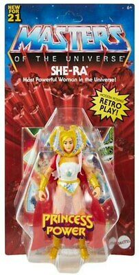 Masters Of The Universe Origins She-Ra Action Figure BRAND NEW  • 19.99£