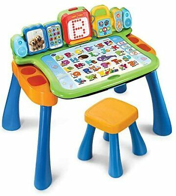 VTech Interactive LED 4 In 1 Touch & Learn Activity Desk. • 17£