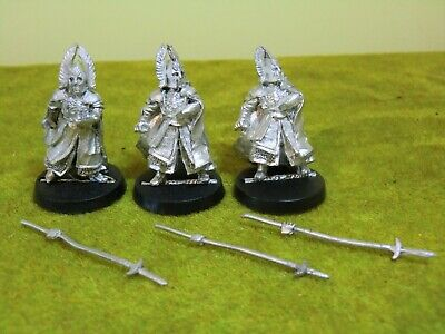 Warhammer Lotr - Fountain Court Guards (metal Models) • 6£