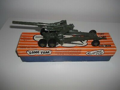 Crescent Long Tom Military Gun Boxed ** Reduced ** • 54.99£