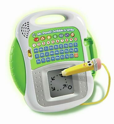 LeapFrog Scribble And Write Mr Pencil • 15£