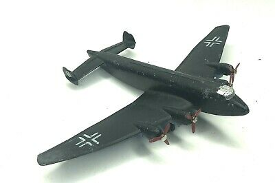 Dinky Toys 67a Junkers Ju 89 Heavy Bomber. • 119.99£