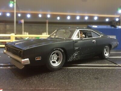 CARRERA EVOLUTION ( Scalextric ) 1:32 Dodge Charger 500 'Street Version' #:25715 • 30£