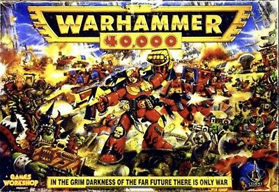 Warhammer 40,000 : Second Edition : Complete On Sprues & Unpunched • 375£