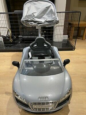 Audi Push Along Car • 65£