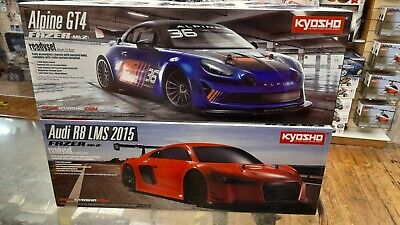 Kyosho Fazer Mk2 1:10 Readyset 4wd Cars Of Kyosho Quality Choose From List  • 249.99£