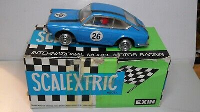 C42 Fiat TC 850 Coupe Abarth Blue #26 - Boxed - Little Used - Ex Condition  • 650£