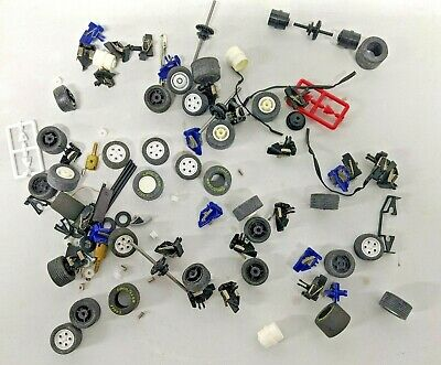 Scalextric Spares - Wheels, Braids - Job Lot • 9.99£