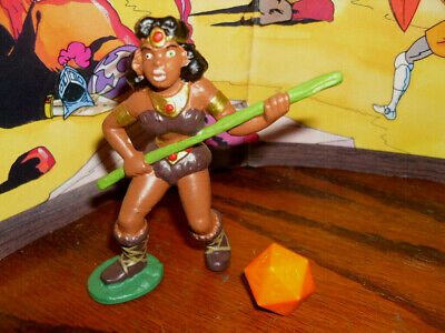 Tsr - Dungeons & Dragons Cartoon Character Diana The Acrobat - Very Rare And Nm! • 42.88£