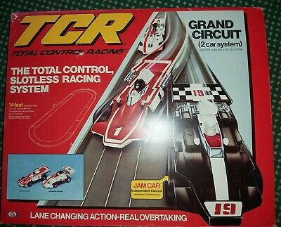 TCR Total Control Racing Grand Prix Circuit Used Condition Plus Extras • 46£