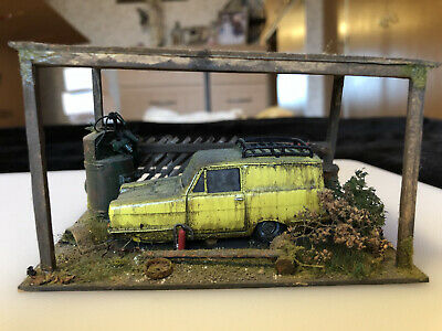 Reliant Supervan 3 Diorama, (only Fools And Horses) • 40£