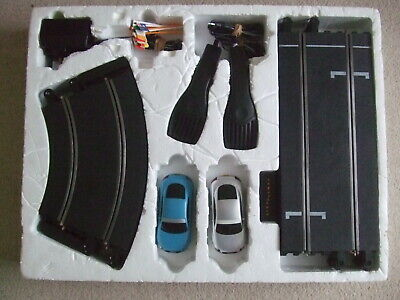 Audi Tt  Scalextric Set With Extra Track. • 36£