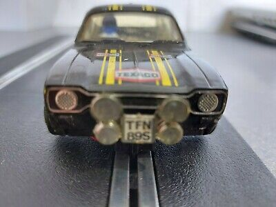 Scalextric Car Ford Escort  Mexico Special Build C052 Unboxed • 13.50£