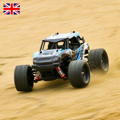 40+MPH 1/18 Scale RC Car 2.4G 4WD High Speed Remote Control Monster Truck Toy UK • 46.99£
