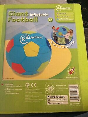 Giant Inflatable Football • 6.50£
