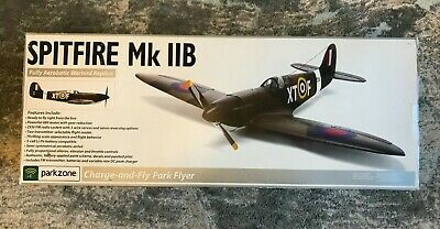 RC Spitfire MK 11B  ParkZone - Ready To Fly (RTF) - Flown Just Once • 106£