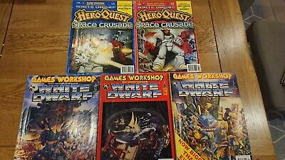 White Dwarf Magazine HeroQuest Advanced HeroQuest Special Issues • 8.99£
