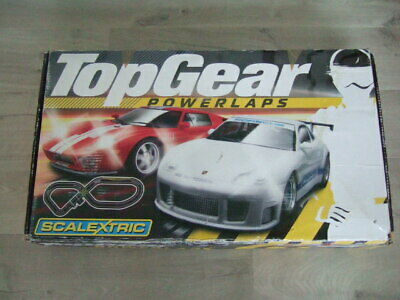 Scalextric Top Gear Set Plus Loads Of Extras  • 20£