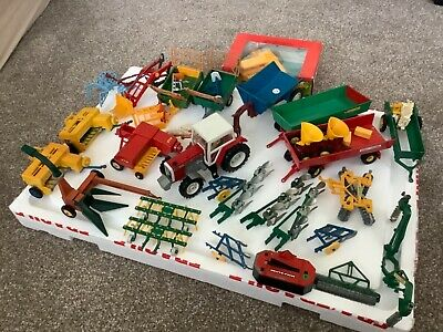 Large Collection Of Britains Old Farm Toys • 26£