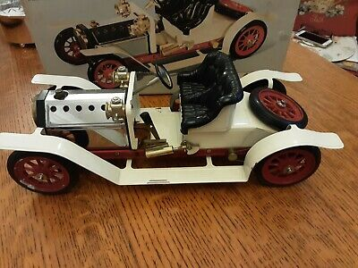 Vintages Mamod Steam Roadster Car, Excellent Used Condition Boxed.  Working . • 103£