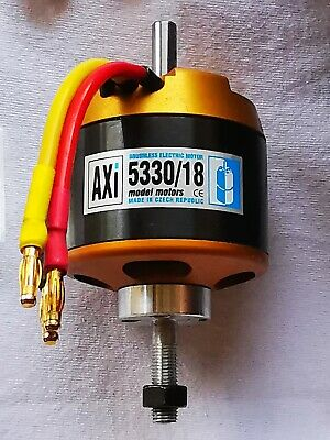 Gold Line Brushless Electric Motor. AXI 5330/18 • 85£