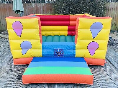 Commercial Bouncy Castle 11ft By 7ft • 255£