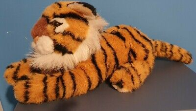 15  Long Tiger Soft Toy • 6.99£