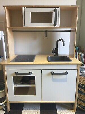 Ikea Duktig Kitchen Toy Unit And Play Pretend Food • 25£