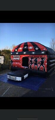 Disco Dome Bouncy Castle For Sale. Amazing Condition. • 660£