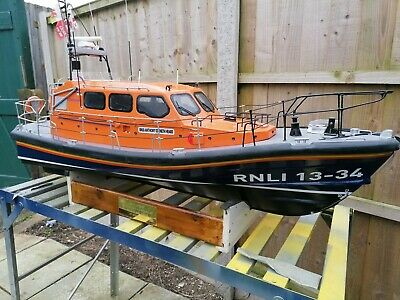 Radio Controlled Lifeboat • 1,450£