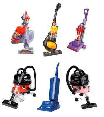 Casdon Kids Toy Fun Hoover Vacuum Cleaners - Dyson, Henry, Hetty, Electrolux • 29.99£