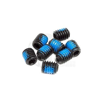 HPI Set Screw M4x5mm 2.0mm Hex Socket (8 Pieces) - Z722 • 3.99£