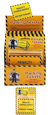 6 Fake Parking Tickets Penalty Charge Notice Fine Traffic Joke Prank Novelty Fun • 1.99£