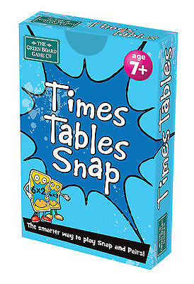 Times Table Snap + Pairs Card Game | BrainBox | KS1 Maths Learning Resource • 5.99£