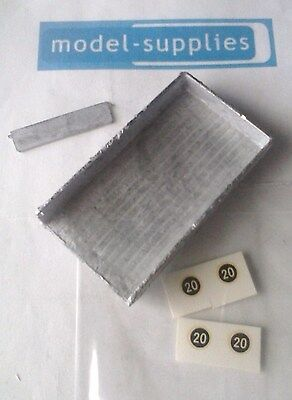 Dinky 25E Tipper - Reproduction Parts & Decals • 6.22£