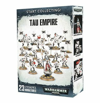 Start Collecting Tau Empire Games Workshop • 60£