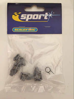 Scalextric C8283 Guide Blade And Spring X 4 New Sealed Pack • 2.99£