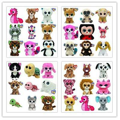 Clearances: Ty Beanie Boos Soft Plush Toys Collection Over 100 Styles Inside • 7.95£