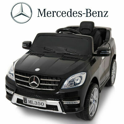 Mercedes Benz Ml350 Licensed 12v Kids Ride On Jeep Remote Control Car / Cars • 119.99£