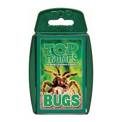 Bugs Top Trumps Card Game • 4.99£