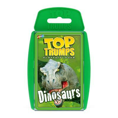 Dinosaurs Top Trumps Card Game • 4.99£