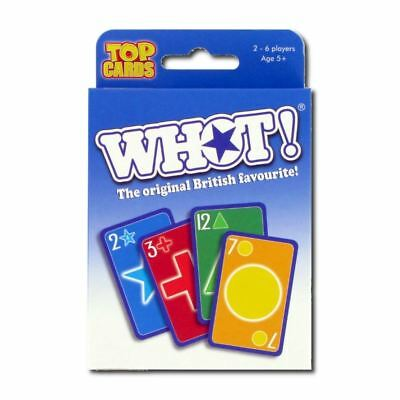 WHOT! - Tuck Box Card Game • 4.99£